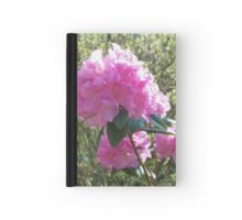 Poppin' Pink Hardcover Journal