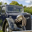 Classic Austin Car by buttonpresser
