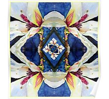 Scarf - Magnolia patterns Poster