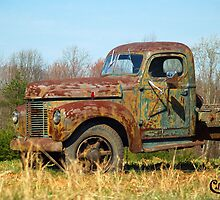 INTERNATIONAL TRUCK by BCallahan