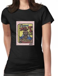 Mr. T Cereal Womens Fitted T-Shirt