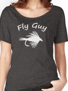 Fly Guy  - Fly Fishing T-shirt Women's Relaxed Fit T-Shirt