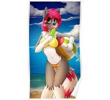 Rikki's summer Poster