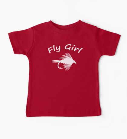 Fly Girl  - Fly Fishing T-shirt Kids Clothes