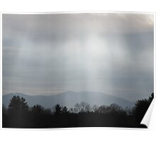Smoky Mountain Moment Poster