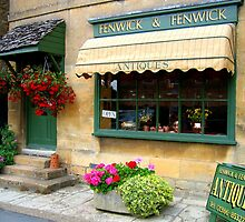 Fenwick & Fenwick Antiques by hjaynefoster
