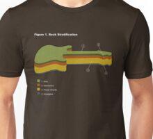 Rock Stratification Unisex T-Shirt