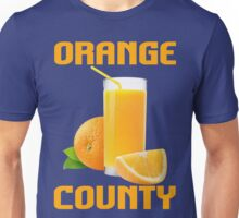 ORANGE COUNTY Unisex T-Shirt