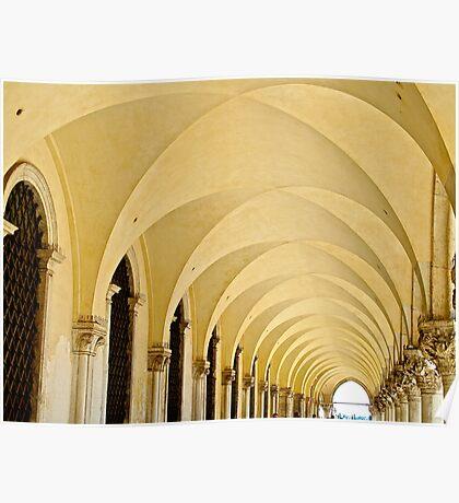 Palazzo Ducale di Venezia Poster