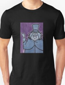 Phineas - Hitchhiking Ghost - The Haunted Mansion T-Shirt