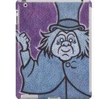 Phineas - Hitchhiking Ghost - The Haunted Mansion iPad Case/Skin