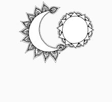 Soleil et Lune Unisex T-Shirt