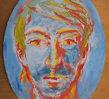 Complementary Self Portrait by JETIII