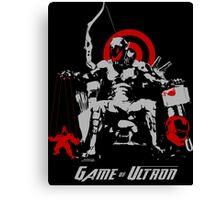 Game of Ultron Canvas Print