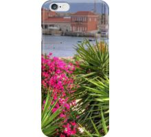 The only Hotel on Halki iPhone Case/Skin