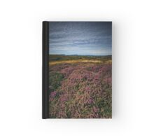 Heather in Scotland Hardcover Journal