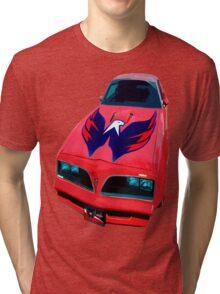 Capital Ride Tri-blend T-Shirt