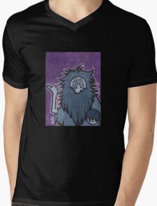 Gus - Hitchhiking Ghost - The Haunted Mansion Mens V-Neck T-Shirt