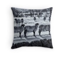 For one night only... Throw Pillow