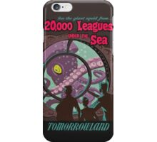 20,000 leagues under the sea iPhone Case/Skin