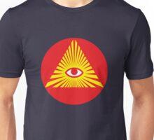 All Seeing Eye, Illuminati Unisex T-Shirt