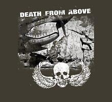 P-40 Warhawk - Death From Above (White) Unisex T-Shirt