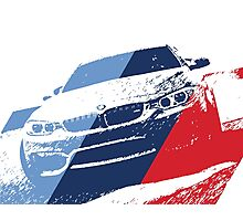 BMW M4 (F82) Photographic Print