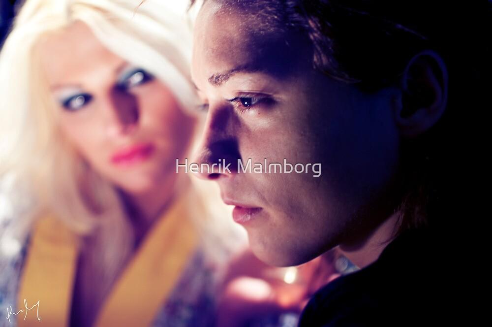 The blind Spot by Henrik Malmborg