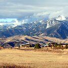 """Montana Ranch"" by Lynn Bawden"