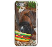 Mine! -Boxer Dogs Series- iPhone Case/Skin