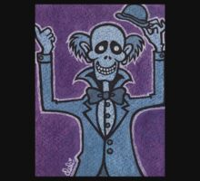 Ezra - Hitchiking Ghost - The Haunted Mansion T-Shirt
