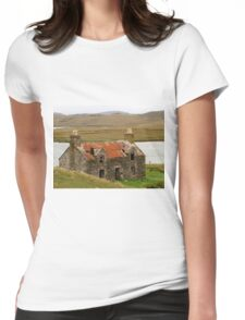 Location, Location Womens Fitted T-Shirt