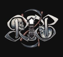 RIP Ambigram by eddiehollomon