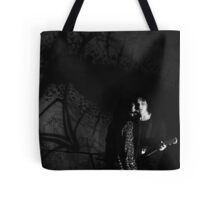 There's a bullet in my pocket burning a hole Tote Bag
