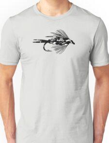 Black Camo Fly - Fly fishing t-shirt T-Shirt