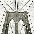 Brooklyn Bridge by Cristina C.p.Neumann