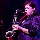 women of Jazz: Ada Rovatti by martinilogic