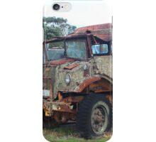 Past its prime Chevy Puddle Jumper iPhone Case/Skin