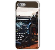 Chapter One iPhone Case/Skin