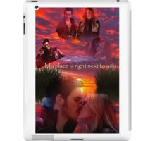 Right Next To You iPad Case/Skin