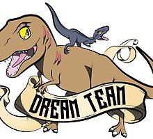 Dream Team by Kara Thattanaham