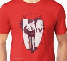 T-Shirt 4/85 (Public Office) by Tim Grout Unisex T-Shirt