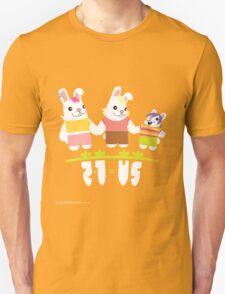 T-Shirt 21/85 (Parenting) by Matt Taylor  T-Shirt