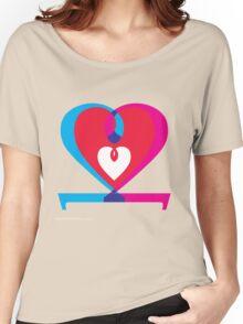 T-Shirt 22/85 (Parenting) by Hunmi Yi Women's Relaxed Fit T-Shirt