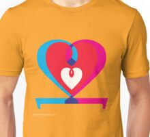 T-Shirt 22/85 (Parenting) by Hunmi Yi Unisex T-Shirt