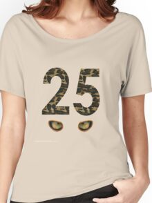 T-Shirt 25/85 (Parenting) by Charlie Brown Women's Relaxed Fit T-Shirt