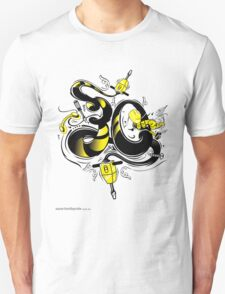T-Shirt 30/85 (Workplace) by Luca Ionescu T-Shirt