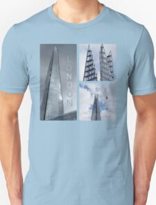 London - The Shard Unisex T-Shirt