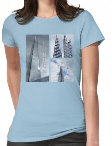 London - The Shard Womens Fitted T-Shirt