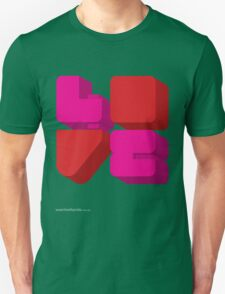 T-Shirt 48/85 (Relationships) by Jo Dickison T-Shirt